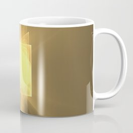 Three Twists Toward The Light Coffee Mug