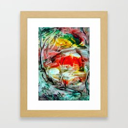 Fairytale LandsCape Framed Art Print