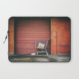Shopping Cart Laptop Sleeve