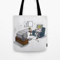 True Computer Love Tote Bag