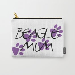 Beagle Mum Carry-All Pouch