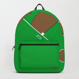 Baseball Field Team Sports Backpack