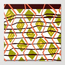 A-frekk-A Canvas Print