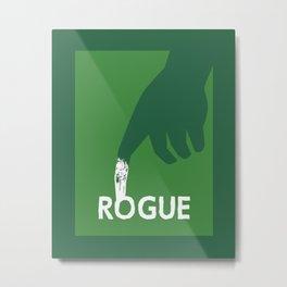 Rogue's Gallery Metal Print