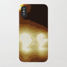 Highway Blues iPhone X Slim Case