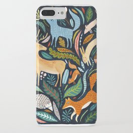 Woodland Animals iPhone Case