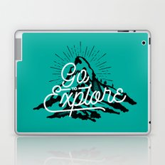 Go To Explore Laptop & iPad Skin