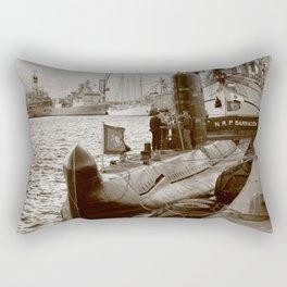 N R P Barracuda Rectangular Pillow
