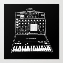 EMS Synthi A. Canvas Print