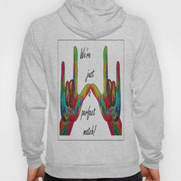 We're Just a Perfect Match Hoody