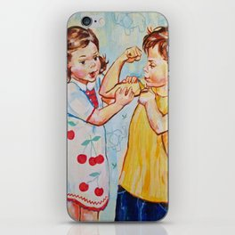 Childrens  iPhone Skin
