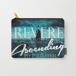 Reverence Carry-All Pouch