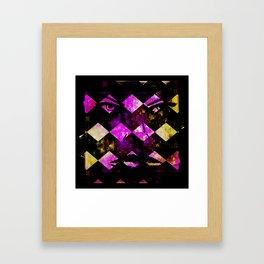 Hidden Emotions Framed Art Print