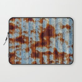 Rusty Metal Laptop Sleeve