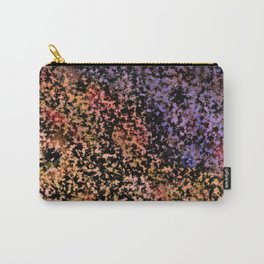 color particle Carry-All Pouch