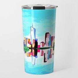 I love NY Travel Mug
