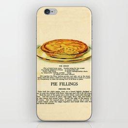 Pies - Vintage iPhone Skin