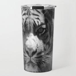 The eye of the tiger Travel Mug