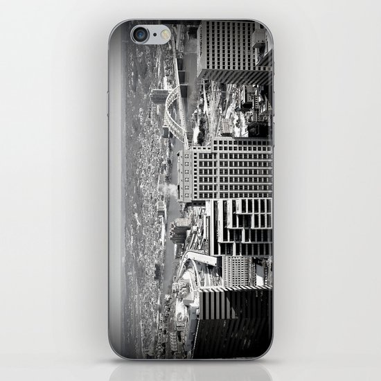 Cincinnati - Downtown #2 iPhone & iPod Skin