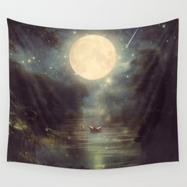 I Wish You Love Me Forever Wall Tapestry