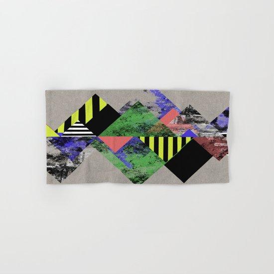 Triangles! Hand & Bath Towel