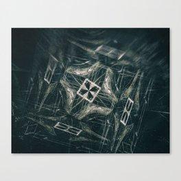 Mad man's room Canvas Print