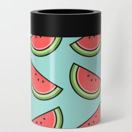 Watermelon Pattern Can Cooler
