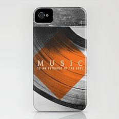 Outburst Slim Case iPhone (4, 4s)