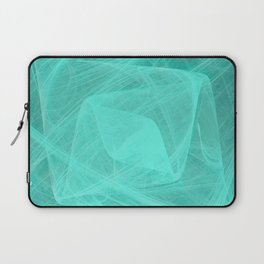 CHIFFON TURQUOISE Laptop Sleeve
