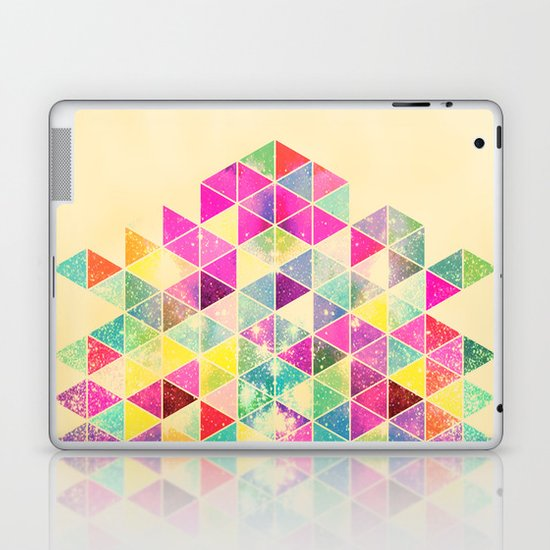 Kick of Freshness Laptop & iPad Skin