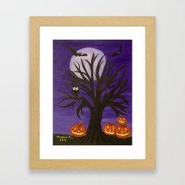 Halloween-2 Framed Art Print