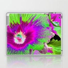 HIBISCUS - POP ART Laptop & iPad Skin