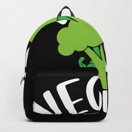 Vegan power Backpack