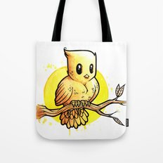 Stop Overthinking This Gosh Darn Crap and Just Draw a Bird! Tote Bag