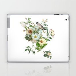 WHITE BIRD Laptop & iPad Skin