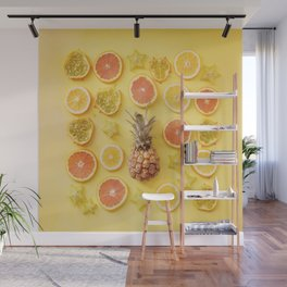 Fruits Session Wall Mural