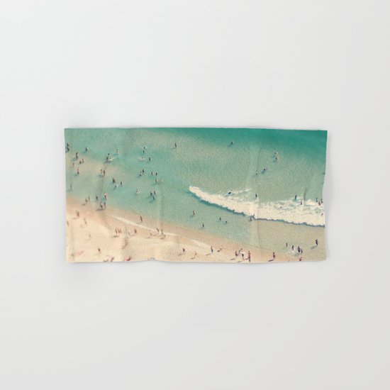 beach love II - Nazare Hand & Bath Towel
