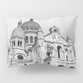 Sacre Coeur Montmartre Paris Pillow Sham