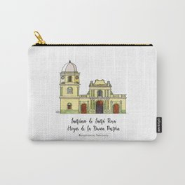 Divina Pastora Carry-All Pouch