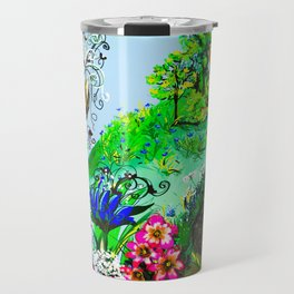 Enchanted Return Travel Mug