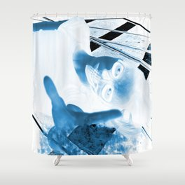 X-Ray Shower Curtain