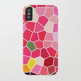 Pattern 5 - pink explosion iPhone Case