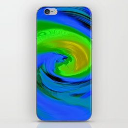 """Monet's Universe #2"" iPhone Skin"