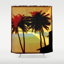 United To Prevail Shower Curtain