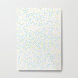 Dots 1 Metal Print