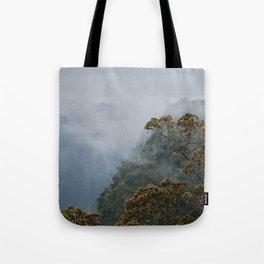 Zero Visibility Tote Bag