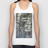 medicine Tank Tops featuring Medicine  by AEP Designs
