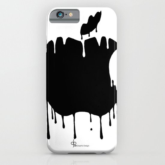 Melted Apple iPhone & iPod Case