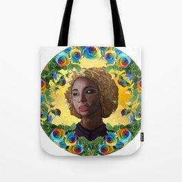 Delia the Necromancer Tote Bag