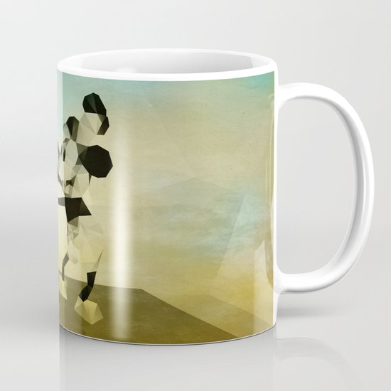 Mickey Mouse as Steamboat Willie Mug